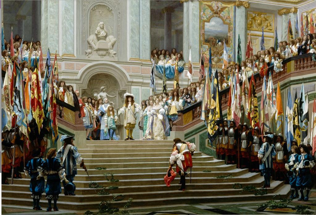 © Jean-Léon Gérôme via Wikimedia Commons