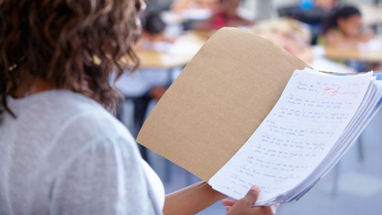 bulletin de notes, notes, école