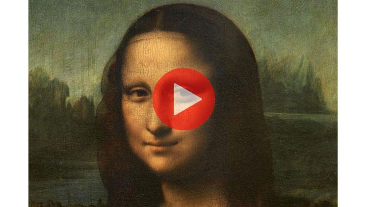 joconde, Monna Lisa, Da Vinci