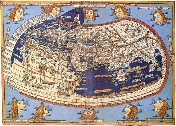 carte Ptolémée