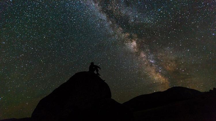 voie lactée, science, foi, spiritualité