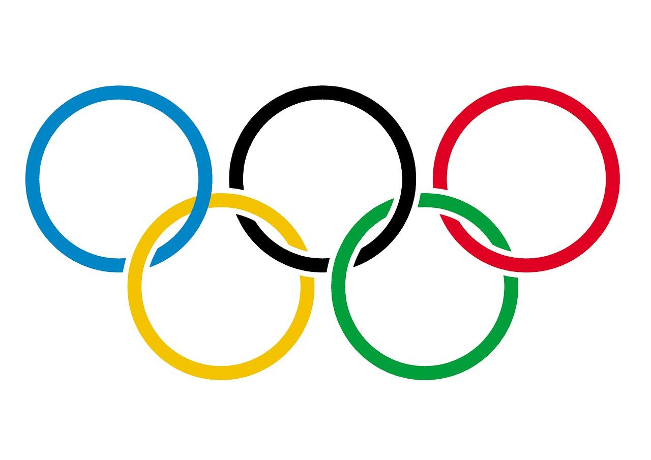 Que représente chacun des cinq anneaux olympiques ?