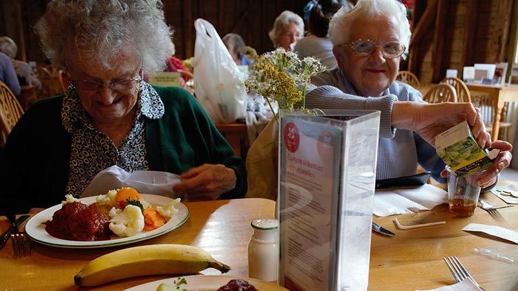 Comment rendre l'appétit aux personnes âgées ?