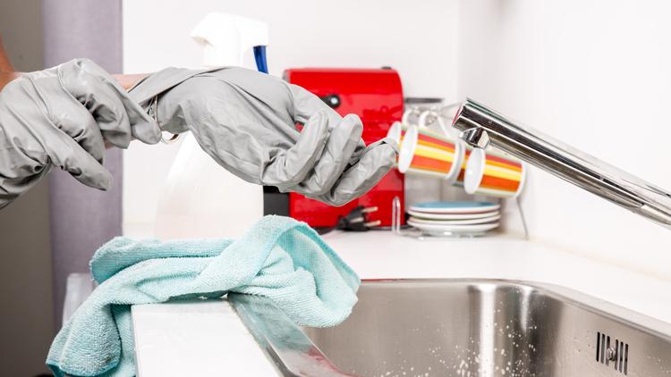 Faire le ménage : c'est mauvais pour les poumons !