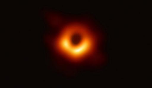 Le tour noir supermassif du centre de la galaxie M87, observé par le réseau EHT