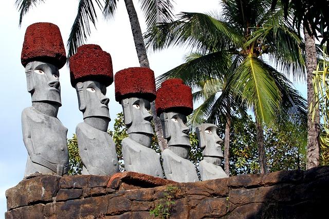 Comment les polynésiens ont-ils découvert l'île de pâques ? - Ça m'intéresse