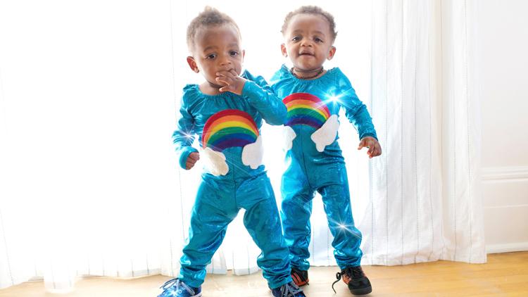 Vrais jumeaux : voici comment ils se forment!