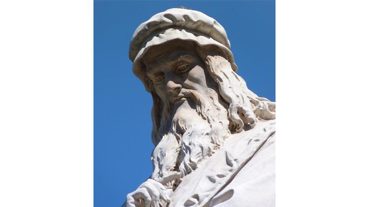 La vie atypique du génie Léonard de Vinci