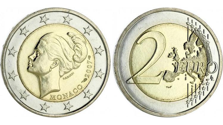 Si vous voyez ce dessin sur votre pièce de 2 euros, elle en vaut une fortune ! - Ça m'intéresse