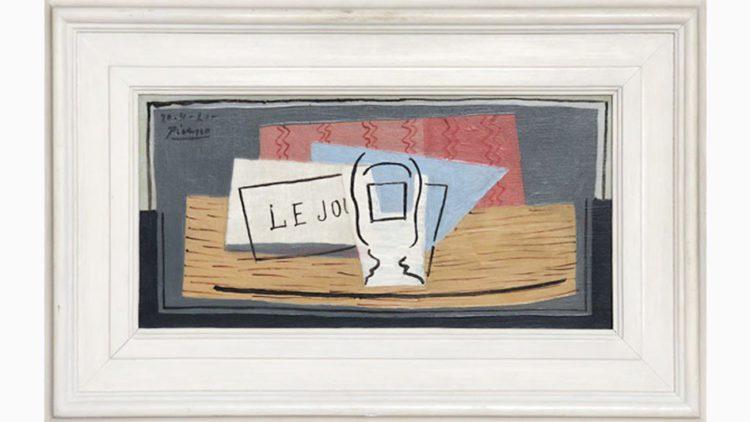 Un Tableau De Picasso Pour 100 Euros Ca M Interesse