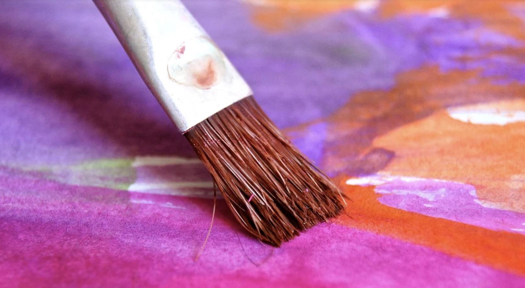 Peut-on restaurer des tableaux avec de la salive ? - Ça m'intéresse